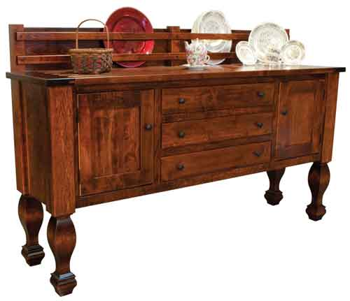 Amish Marriot Sideboard